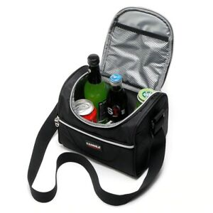 Thermal Lunch Bag Cooler Box Waterproof Insulated Picnic Office Simple Stylish