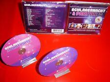 Schlagernacht & Party Hits...Kult komplett 2 CD sehr guter Zustand deutsch Pal