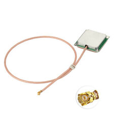 Antenna PCB GPS Active module 1575.42MHz U.FL IPX 30cm cable RG178 For Arduino