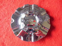 MKW Custom Wheel Center Cap Chrome Finish MK-58