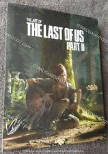 The Art of The Last of Us part II 2 Deluxe Collector Edition Artbook Dark Horse1