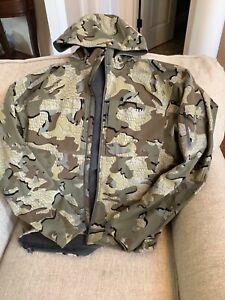 KUIU Guide DCS Jacket - Valo Pattern - Size Xl