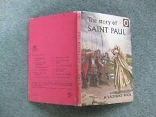 'The Story of Saint Paul' Vintage Ladybird book series 522 15p NET Matt
