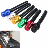 1x Motorcycle Gas Fuel Cap Valve Vent Breather Hose Tube For ATV PIT Dirt Bike