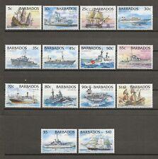 More details for barbados 1994 sg 1029a/42a  mnh  cat £38