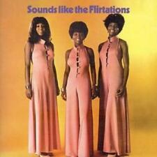 The Flirtations : Sounds Like the Firtations CD (2008) ***NEW***