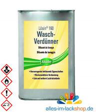 Lösin 160 Waschverdünner Kluthe Verdünnung Reiniger für Lackfarbe 6 Liter