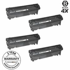 4pk FX10 FX9 Toner Cartridge 104 for Canon  imageclass mf4270 mf4150 d480 d420