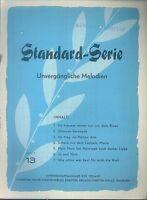 Standard-Serie - Unvergängliche Melodien - Heft 13