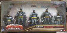 Batman DC Comics Super Hero Showdown the Ultimate Collection 5 figures - new