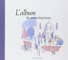Album de mon Baptême Bayard Jeunesse
