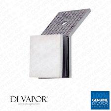 135 Grados Pared a Cristal Soporte Abrazadera para ducha o barandilla de 6mmA D
