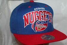 ff688cfb9a9ad4 Denver Nuggets Mitchell & Ness NBA Team Arch Snapback,Hat,Cap ...