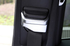 US Ship 2pcs Seat Belt Buckle Cover Trim for Mercedes Benz S Class W222 14 - 17