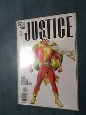 Alex Ross DC Justice #5 Shazam Captain Marvel variant JLA League America