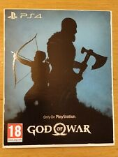 GOD OF WAR THE ONLY ON PLAYSTATION COLLECTION (PS4) NEW SEALED