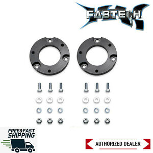 """Fabtech Heavy Duty 1.5"""" Front Leveling Kit System Fits 2015-2020 Ford F-150"""