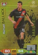 BALLACK MASTERS BAYER LEVERKUSEN CARD ADRENALYN CHAMPIONS LEAGUE 2012 PANINI