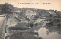 BEAULIEU sur LAYON - Village de Barré