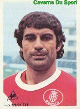 360 DELIO ONNIS AS.MONACO VIGNETTE STICKER FOOTBALL 1980 BENJAMIN RARE NEW