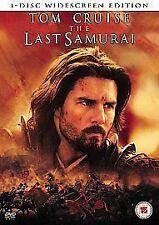 The Last Samurai (DVD, 2004)