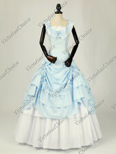 Victorian Southern Belle Princess Gown Period Theatrical Reenactment Dress 081