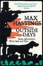 Outside Days, Hastings, Max, New Book