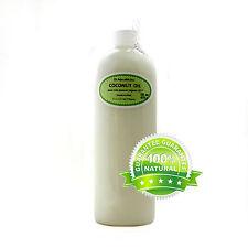 16 oz Premium Coconut Oil 92 Degree Pure Cold Pressed Guaranteed Best Quality