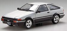 EBBRO 43820 1:43 TOYOTA Sprinter Trueno AE86 1983 Silver