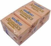 Papoutsanis Aromatics Greek Soap Magnolia 6 PACK of 4 Oz Bars