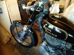 Royal Enfield Bullet 500 Electric Start