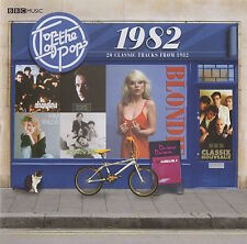TOP OF THE POPS 1982 - BUCKS FIZZ / ADAM ANT / SOFT CELL / BLONDIE - ETC.- CD