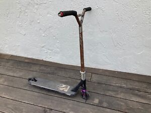 Envy scooter deck with Tilt components and Proto wheels