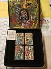 """1995 ZIPPO """"Mysteries Of The Forest"""" Lighter Set MINT in Case"""