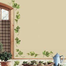 RoomMates Wandtattoo Efeu Ranke Pflanzen Wandbild Tattoo Wandsticker ablösbar