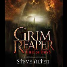 Grim Reaper by Steve Alten 2016 Unabridged CD 9781441749123