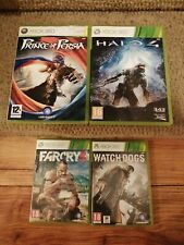 4 Xbox 360 juegos Prince of Persia Halo 4 Watch Dogs Far Cry 3 paquete Freepost