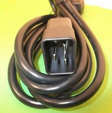 IEC Cable Extension Lead Male - Female 2.5 Meter 16 Amp C20 - C19 Computer  x1pc