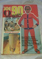 JOE 90 TOP SECRET COMIC ANNUAL, 1969