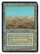 Scrubland/Steppa - ITA Black Border FBB MTG Magic Dual lands #6