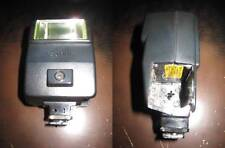 Speedlite CANON 155A flash body BROKEN FOR PARTS