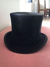 Black Silk Top Hat