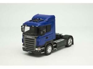 Scania R470 Blue 1:32 Scale Welly Transporter 32625