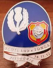 scotland vs tonga rugby badge 2012