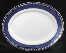 "BOOTHS - A8062 - LARGE - OVAL - PLATTER - 16"" x 13"""