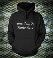 Custom Hoodie - YOUR PERSONALIZED PHOTO OR TEXT DESIGN
