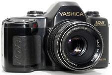 Yashica 108 Multi program con Yashica DSB 50/1,9