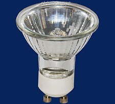 6 x GU10 35w Halogen Light Bulbs Spots