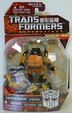 SANDSTORM Transformers Generations Scout Class Autobot Figure China 2012
