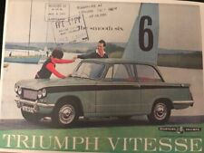 Triumph Automobile Advertising Collectables for sale | eBay